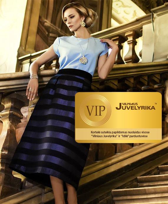 VIP nuolaidos